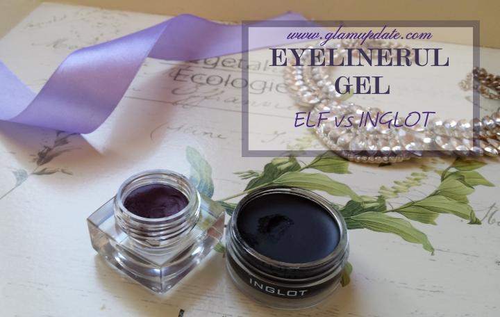 eyeliner gel elf inglot glamupdate