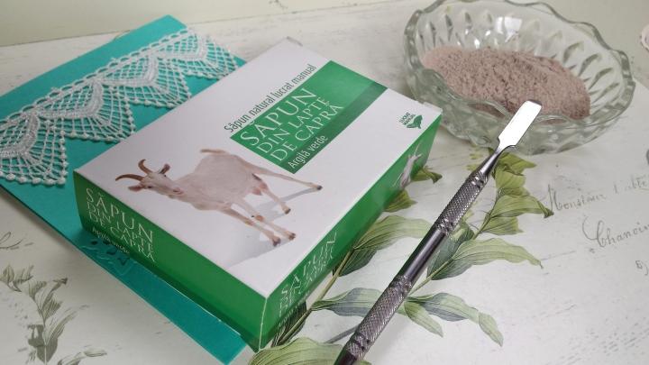glamupdate sapun lapte de capra epilat pro argila 1