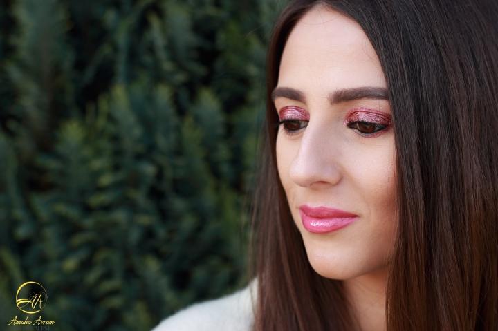glittert eyeshadow glamupdate