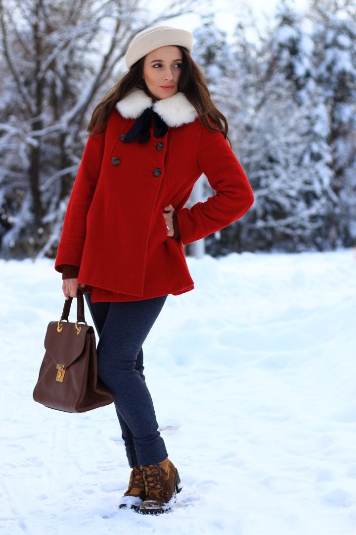 red fashion palton blanita .JPG