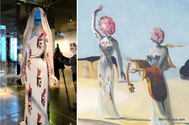 salvador dali glamupdate by amalia avram istoria fashionului21