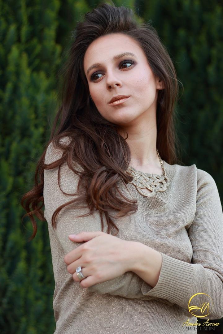 amalia avram makeup artist glamupdate smokey eyes 2