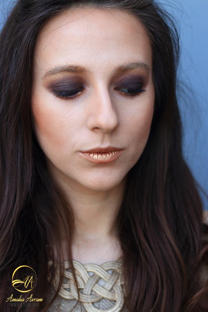amalia avram makeup artist glamupdate smokey eyes 4