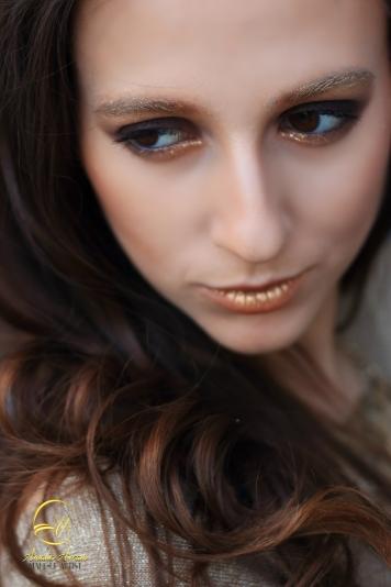amalia avram makeup artist glamupdate smokey eyes 5