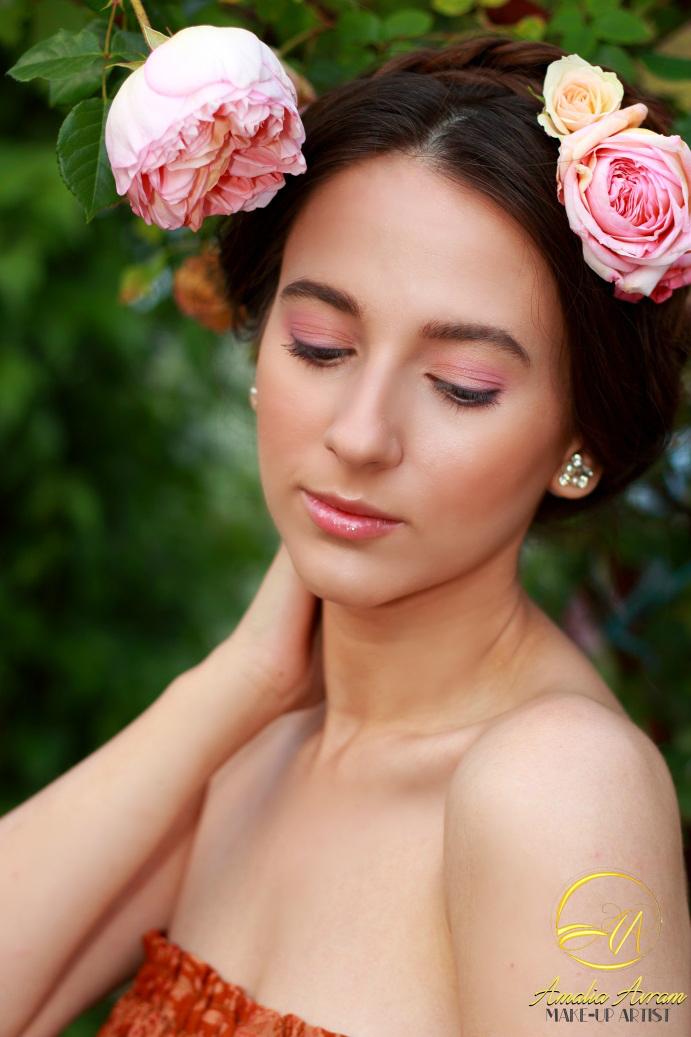 glamupdate amalia avram blushed makeup 1