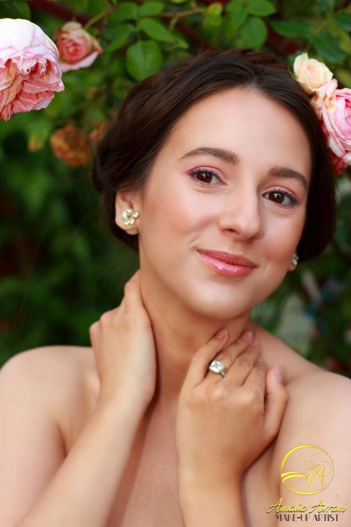 glamupdate amalia avram blushed makeup 2