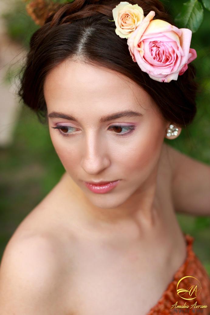 glamupdate amalia avram blushed makeup 4