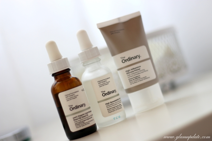 Deciem the abnormal beauty company the ordinary amalia avram makeup artist beauty blogger glamupdate review frumusete cu buget redus primer