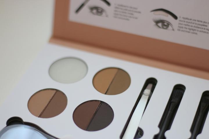 amalia avram parisax sourcills palette review paleta de sprancene1