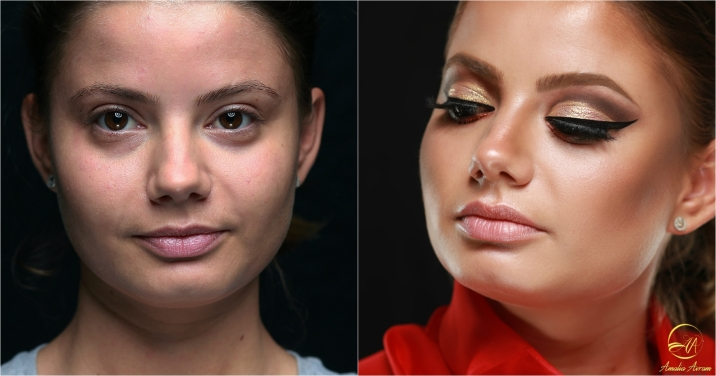 ardell double demi w amalia avram glamupdate makeup artist beauty blogger cat schimba genele machiajul profesional