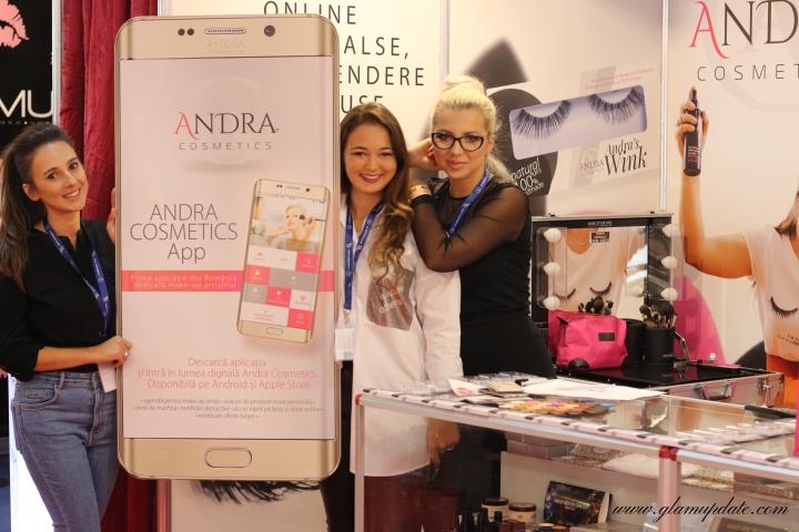 amalia avram glamupdate cosmetics beauty hair andra cosmetics app
