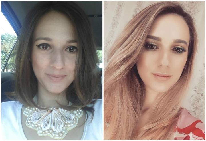before makeup amalia avram glamupdate cum s-a schimbat viata mea