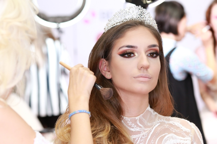 bridal makeup contest amalia avram jurat glamupdate concurs de machiaj 5