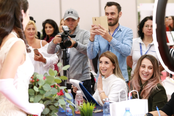 bridal makeup contest amalia avram jurat glamupdate concurs de machiaj 6